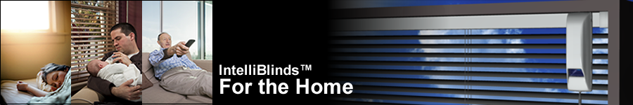IntelliBlinds for the home